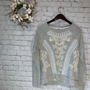Lucky Lotus Sweatshirt - by Lucky Brand